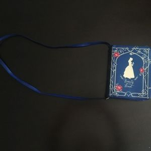 Other - Beauty and the Beast Storybook Purse